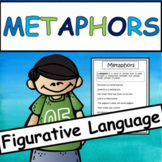 Metaphors: Using and Identifying Figurative Language