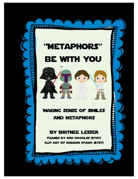 """Metaphors"" Be With You - Making Sense of Similes and Metaphors"