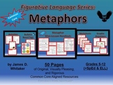 Metaphors Figurative Language Series Common Core