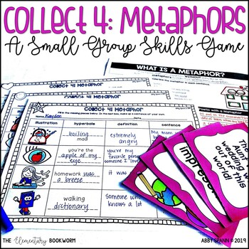 Metaphors Game {Collect 4!}