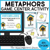 Metaphors Game | Metaphors Center | Figurative Language: Metaphors