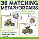 Metaphors Game | Metaphors Center | Metaphor Activities
