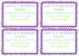 Metaphors Task Cards - 36 Tasks