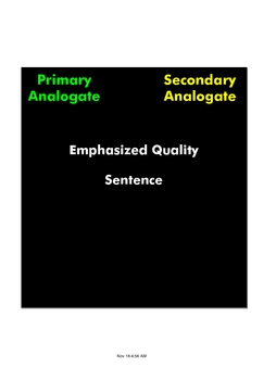 Metaphors and Similes: A Smart Notebook Activity
