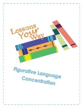 Figurative Language Concentration