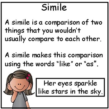 Figurative Language:Metaphors and Similes Powerpoint