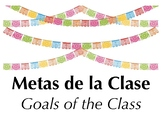 Metas de la Clase - Class Goals