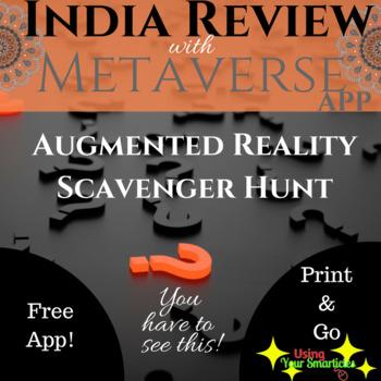 Metaverse Scavenger Hunt - Ancient India