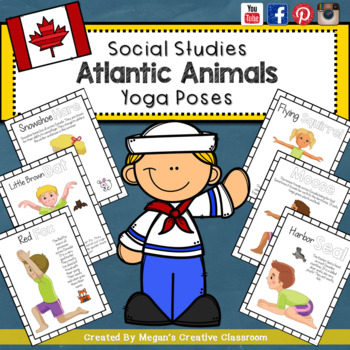 Meteghan, Nova Scotia Atlantic Animal Yoga Poses (and Alberta Social Studies)