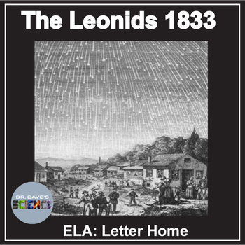 Science Writing: Meteor Storm Letter