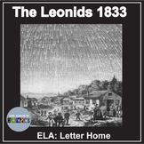 Leonid Meteor Storm Letter