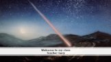 Meteorite and Asteroid News Topic PPT Lesson