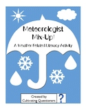 Meteorologist Mix-Up: A Weather Literacy Center Activity