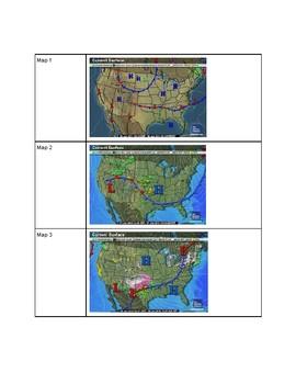 Meteorologist Script for upper elementary