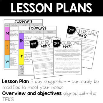 Meteorologist and Forecast Interactive Notebook