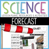 Meteorologist and Forecast Science Materials