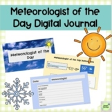 Meteorologist of the Day Digital Journal