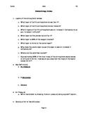 Meteorology Day 3 note worksheet