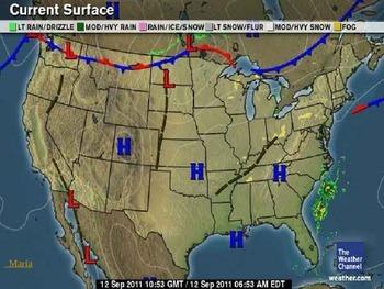 Meteorology Day 4 Air pressure