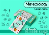 Meteorology Themed Playing Cards Deck