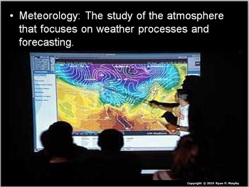 Weather Tools, Meteorology Lesson
