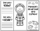 Meteors, Asteroids and Comets Tri-Fold Writing Activity