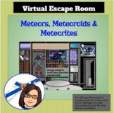 Meteors, Meteoroids & Meteorites Escape Room
