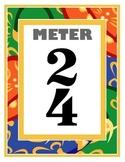 Meter 2/4 Poster