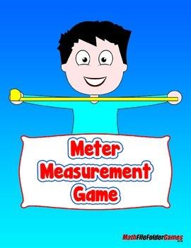 Meter Measurement Game