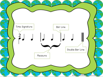 Meter of the Earth--Nature Songs to prepare, present & practice meter in 2 and 3