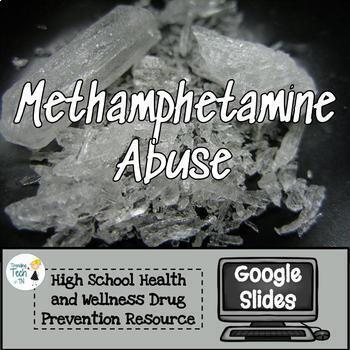 Methamphetamine Awareness Presentation - Editable in Google Slides!