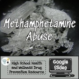 Methamphetamine Awareness Presentation - Editable in Google Slides!