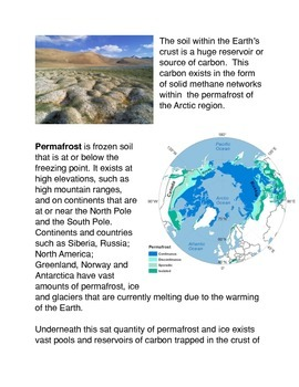 Methane Release: A Cause of Global Warming