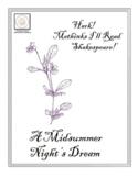 Methinks I'll Read 'A Midsummer Night's Dream' (The Guide)