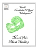 Methinks I'll Read 'Much Ado About Nothing' (The Guide)
