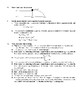 Method For Solving Projectile in 2-Dimenstions Notes