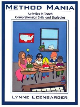 Method Mania: Activities to Teach Written Comprehension Sk