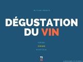 Méthode TIIC Studios Apprendre le français  du vin MODULE