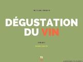 Méthode TIIC Studios Apprendre le français du vin MODULE 3