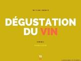 Méthode TIIC Studios Apprendre le français du vin MODULE 4