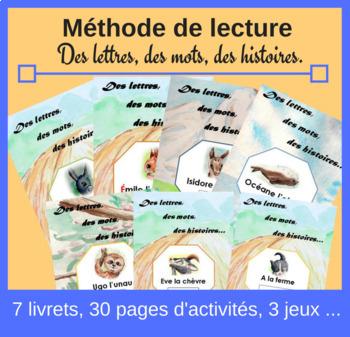 Méthode ludique de lecture pour les petits