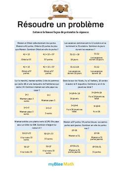 Méthode pour résoudre un problème 5 - Présenter correctement une réponse -CE1