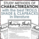 Distance Learning: Methods of Characterization Worksheets