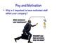 Methods of Motivation - Financial / Monetary - PPT, Quiz & Worksheet
