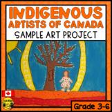Métis Art Painting Project