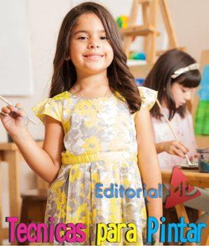 Metodos y Tecnicas para Pintar para los Niños