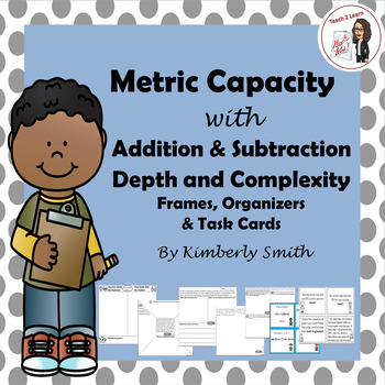 Metric Capacity Addition & Subtraction Depth & Complexity