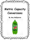 Metric Capacity Conversions