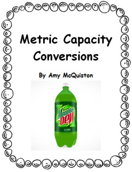 Metric Capacity Conversions