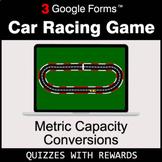 Metric Capacity Conversions | Car Racing Game | Google For
